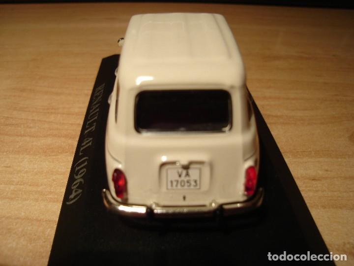 Coches a escala: Renault 4L de Altaya.1964 - Foto 2 - 186003330