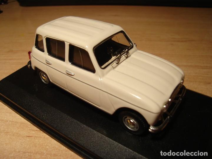 Coches a escala: Renault 4L de Altaya.1964 - Foto 3 - 186003330