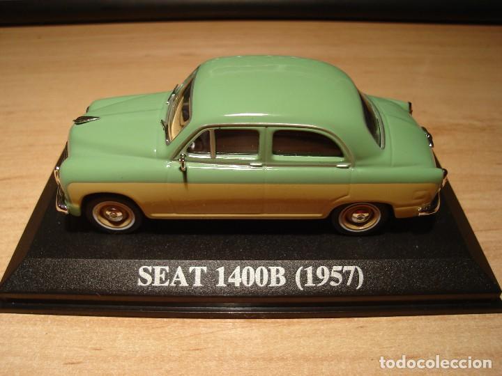 SEAT 1400B DE 1957.ALTAYA. (Juguetes - Coches a Escala 1:43 Otras Marcas)