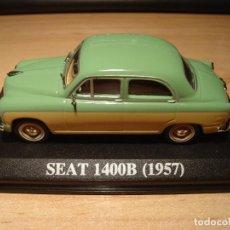 Coches a escala: SEAT 1400B DE 1957.ALTAYA.. Lote 186003647