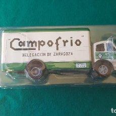 Coches a escala: CAMION PEGASO Z-206 CAMPOFRIO (PRECINTADO) ESC. 1/43 - COLECCIONES SALVAT. Lote 187215190