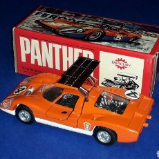 Coches a escala: PANTHER BERTONE REF. 68, METAL ESC. 1/43, MERCURY MADE IN ITALY, ORIGINAL AÑOS 60. CON CAJA.. Lote 187543722