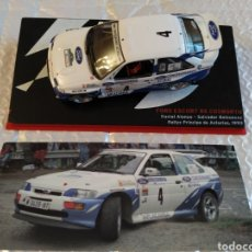 Coches a escala: FORD ESCORT RS COSWORTH ALTAYA. Lote 189347758