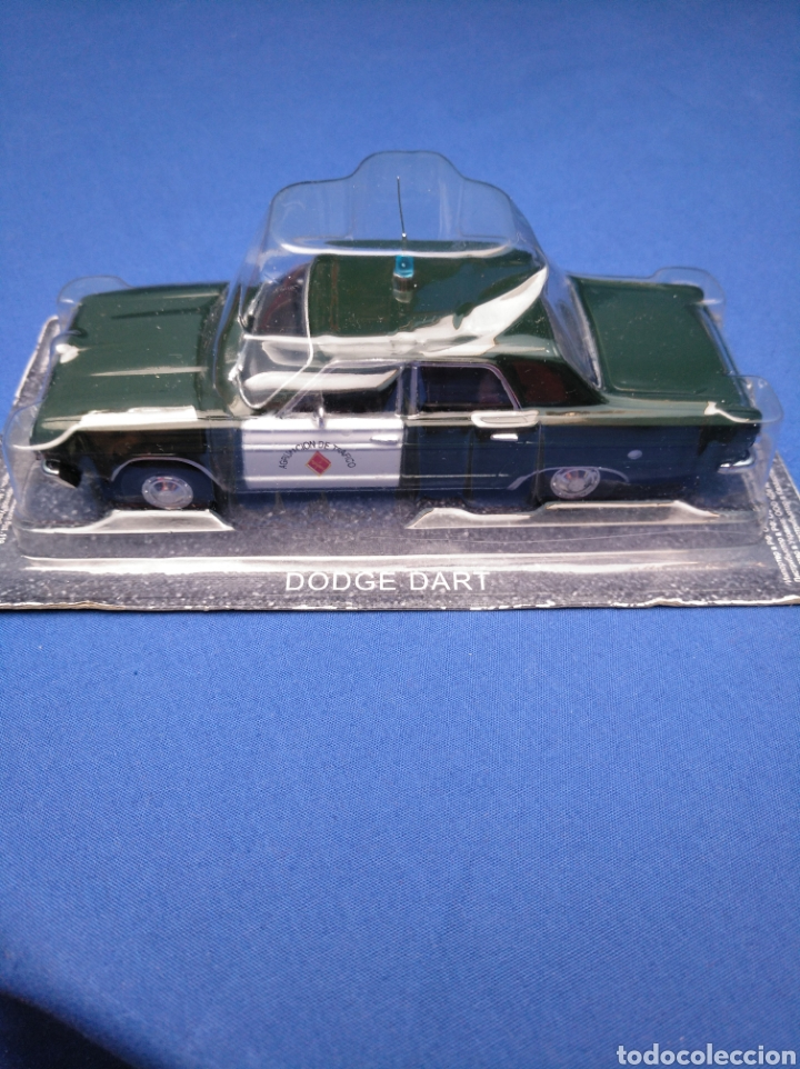 Coches a escala: DODGE DART DE LA GUARDIA CIVIL DE TRÁFICO, ESCALA 1/43, NUEVO Y EN SU BLISTER. - Foto 1 - 189897520