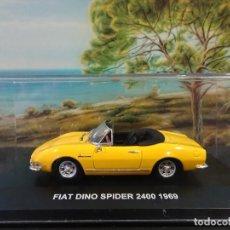 Coches a escala: COCHE 1:43 -FIAT DINO SPIDER 2400-1969 -NUEVO. Lote 190118127