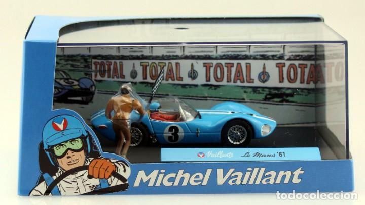 MICHEL VAILLANT VAILLANTE LE MANS 61 ESCALA 1/43 NUEVO (Juguetes - Coches a Escala 1:43 Otras Marcas)