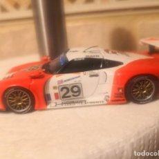 Coches a escala: MINICHAMPS MAQUETA DE COCHE 1:43 PORSCHE 911 GT 1 LE MANS . Lote 190564247