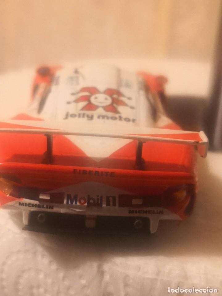 Coches a escala: Minichamps maqueta de coche 1:43 Porsche 911 GT 1 le mans - Foto 4 - 190564247