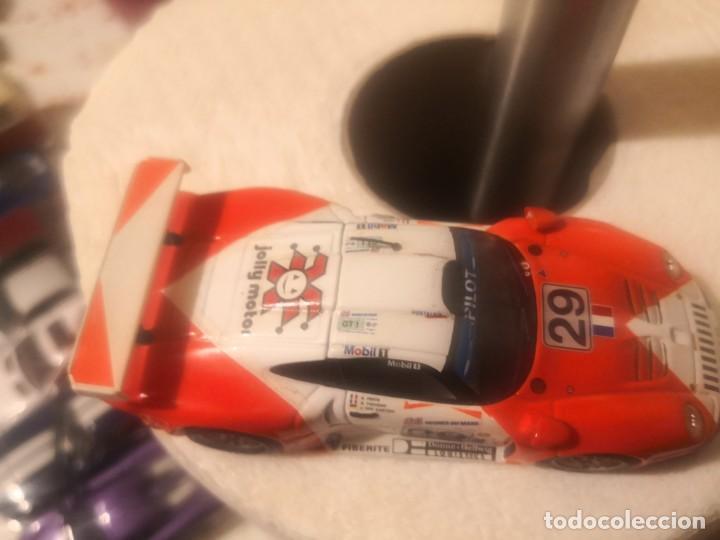 Coches a escala: Minichamps maqueta de coche 1:43 Porsche 911 GT 1 le mans - Foto 5 - 190564247