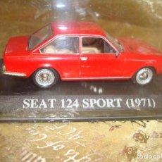 Coches a escala: SEAT 124 SPORT (1971). Lote 191509658