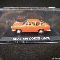 Coches a escala: SEAT 850 COUPÉ 1967. 1/43. Lote 192179118