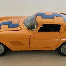 Coches a escala: POLITOYS FERRARI 275 GTB – AMARILLO - MODELO 540 - VINTAGE 1964 ITALY. Lote 192911982