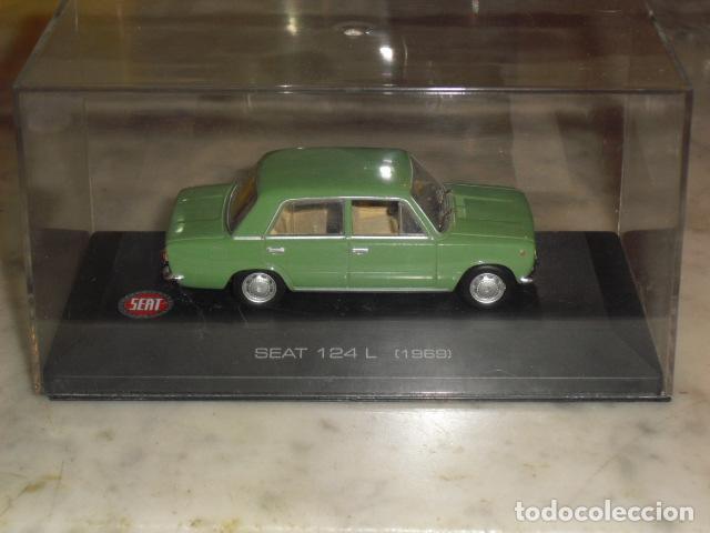 SEAT 124 L 1969. ALTAYA (Juguetes - Coches a Escala 1:43 Otras Marcas)