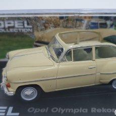 Coches a escala: OPEL OLYMPIA REKORD CABRIO DE 1954.. Lote 193265917
