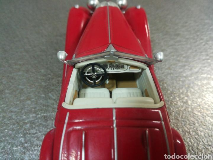 Coches a escala: Ixo MERCEDES-BENZ 540 K ROADSTER 1936 COMPLETAMENTE NUEVO - Foto 5 - 193845761
