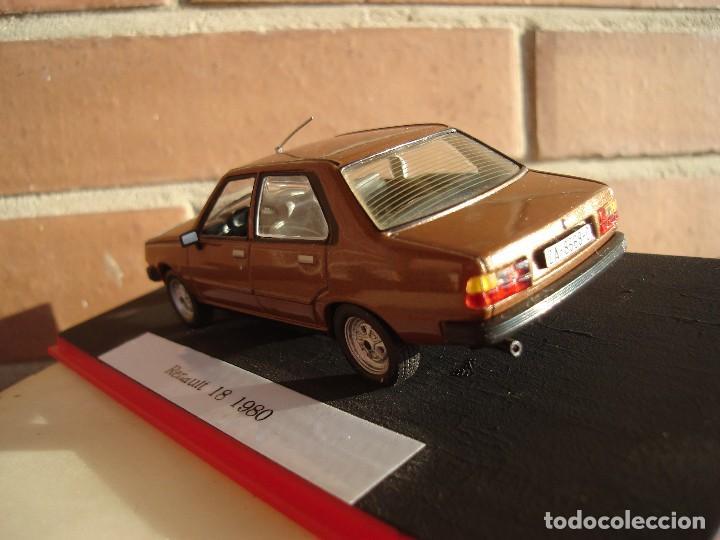 Coches a escala: Renault 18 de 1980.Altaya. - Foto 3 - 194101357