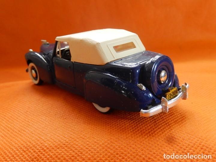 Coches a escala: Lincoln Continental 1946. Fabricado en Italia por Rio. Años 1970 / 80. - Foto 6 - 194118186
