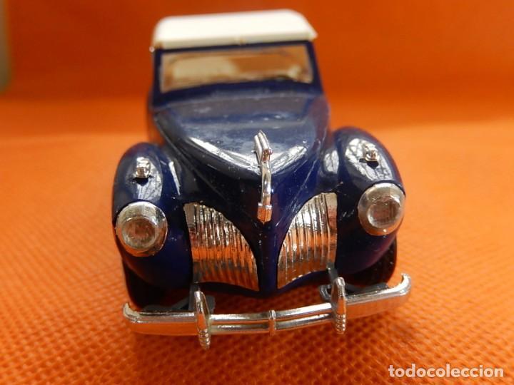 Coches a escala: Lincoln Continental 1946. Fabricado en Italia por Rio. Años 1970 / 80. - Foto 13 - 194118186
