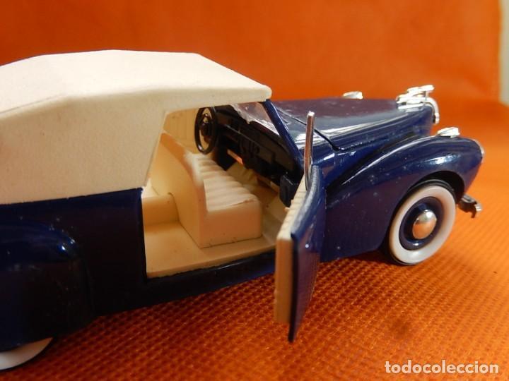 Coches a escala: Lincoln Continental 1946. Fabricado en Italia por Rio. Años 1970 / 80. - Foto 14 - 194118186