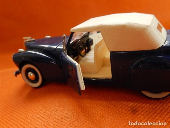 Coches a escala: Lincoln Continental 1946. Fabricado en Italia por Rio. Años 1970 / 80. - Foto 15 - 194118186