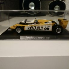 Coches a escala: F1 RENAULT TURBO RE 20/23 1980. Lote 194260886