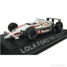 Coches a escala: LOLA FORD T93 NIGEL MANSELL 500 MILES INDIANAPOLIS 1:43 IXO ALTAYA DIECAST COCHE. Lote 194303416