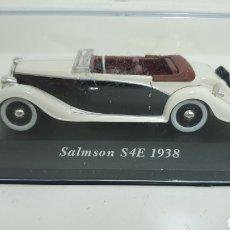 Coches a escala: SALMSON S4E DE 1938.. Lote 194333476