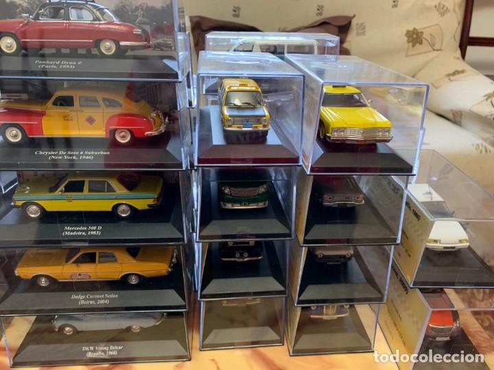 Coches a escala: Taxis del mundo - Altaya 2013 - Coleccion completa - Coches clasicos miniaturas - Foto 2 - 194405998