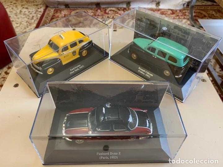 Coches a escala: Taxis del mundo - Altaya 2013 - Coleccion completa - Coches clasicos miniaturas - Foto 5 - 194405998