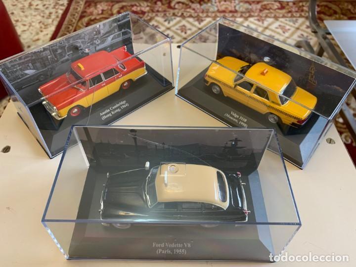 Coches a escala: Taxis del mundo - Altaya 2013 - Coleccion completa - Coches clasicos miniaturas - Foto 6 - 194405998