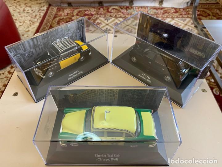 Coches a escala: Taxis del mundo - Altaya 2013 - Coleccion completa - Coches clasicos miniaturas - Foto 7 - 194405998