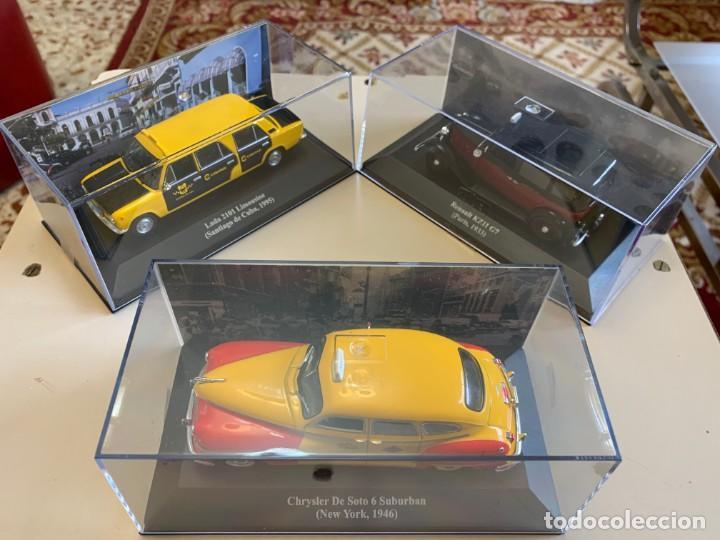 Coches a escala: Taxis del mundo - Altaya 2013 - Coleccion completa - Coches clasicos miniaturas - Foto 8 - 194405998