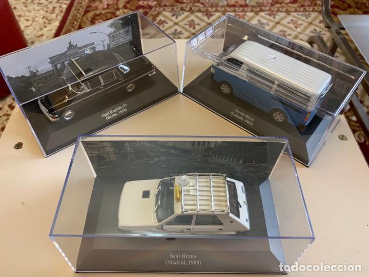 Coches a escala: Taxis del mundo - Altaya 2013 - Coleccion completa - Coches clasicos miniaturas - Foto 9 - 194405998