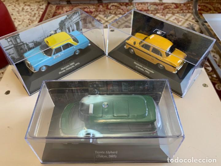 Coches a escala: Taxis del mundo - Altaya 2013 - Coleccion completa - Coches clasicos miniaturas - Foto 10 - 194405998