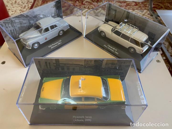 Coches a escala: Taxis del mundo - Altaya 2013 - Coleccion completa - Coches clasicos miniaturas - Foto 11 - 194405998