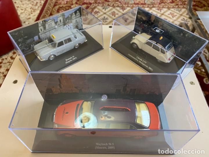 Coches a escala: Taxis del mundo - Altaya 2013 - Coleccion completa - Coches clasicos miniaturas - Foto 12 - 194405998