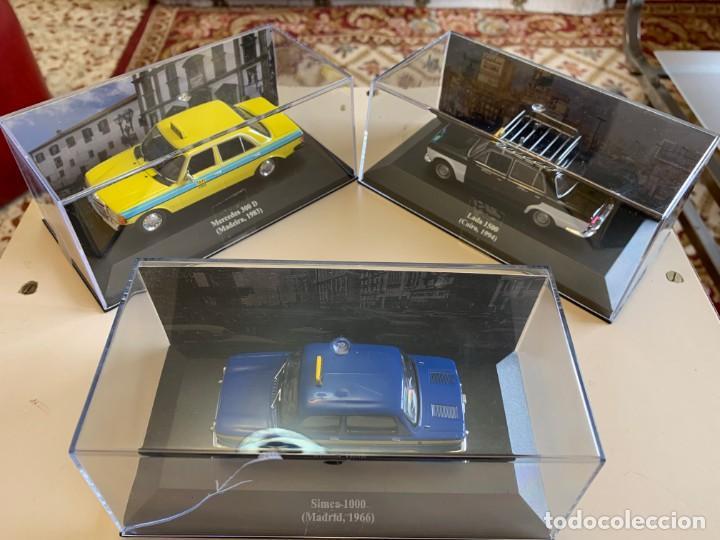 Coches a escala: Taxis del mundo - Altaya 2013 - Coleccion completa - Coches clasicos miniaturas - Foto 13 - 194405998