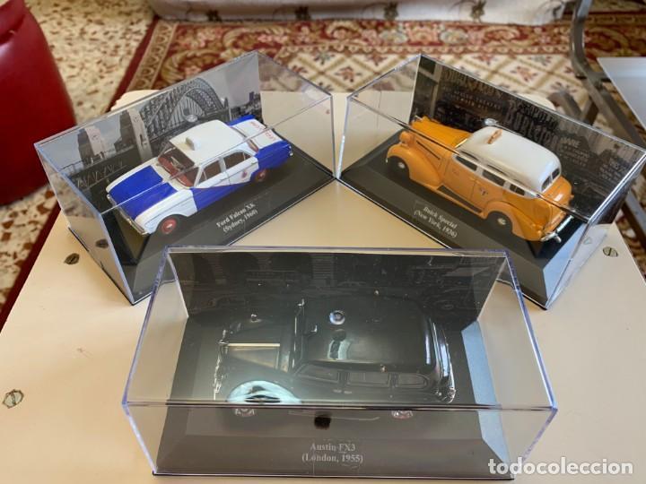 Coches a escala: Taxis del mundo - Altaya 2013 - Coleccion completa - Coches clasicos miniaturas - Foto 14 - 194405998