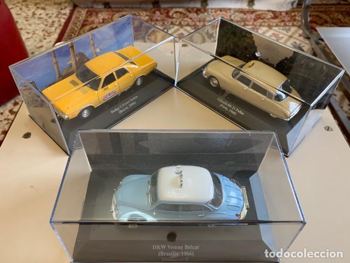 Coches a escala: Taxis del mundo - Altaya 2013 - Coleccion completa - Coches clasicos miniaturas - Foto 15 - 194405998