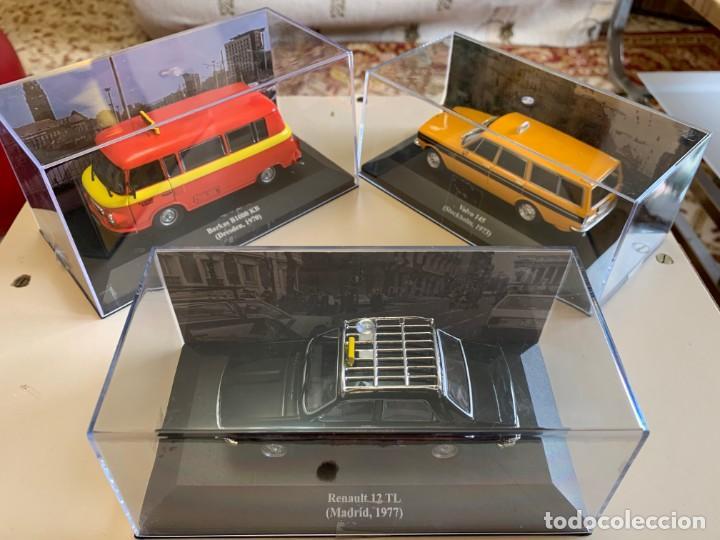 Coches a escala: Taxis del mundo - Altaya 2013 - Coleccion completa - Coches clasicos miniaturas - Foto 16 - 194405998
