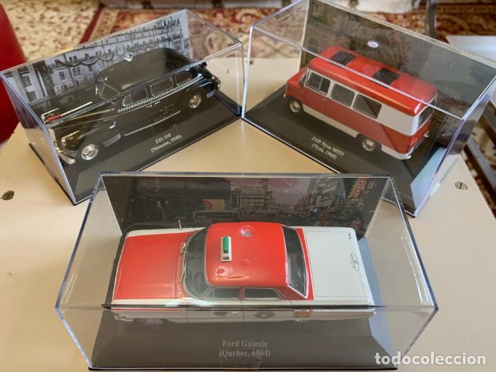 Coches a escala: Taxis del mundo - Altaya 2013 - Coleccion completa - Coches clasicos miniaturas - Foto 17 - 194405998