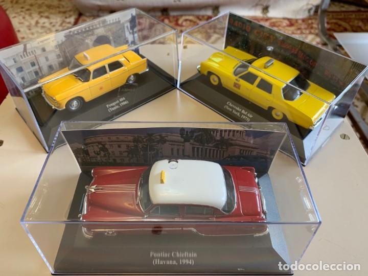 Coches a escala: Taxis del mundo - Altaya 2013 - Coleccion completa - Coches clasicos miniaturas - Foto 18 - 194405998