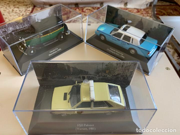 Coches a escala: Taxis del mundo - Altaya 2013 - Coleccion completa - Coches clasicos miniaturas - Foto 19 - 194405998