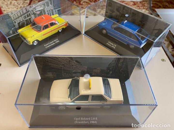 Coches a escala: Taxis del mundo - Altaya 2013 - Coleccion completa - Coches clasicos miniaturas - Foto 20 - 194405998