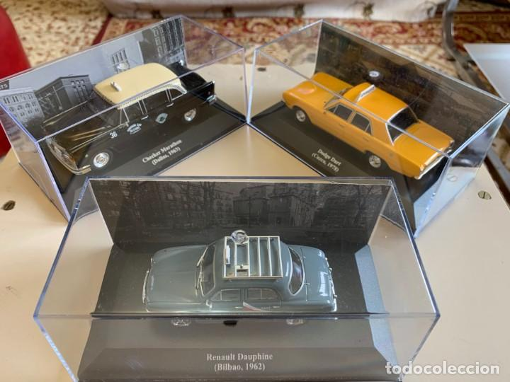 Coches a escala: Taxis del mundo - Altaya 2013 - Coleccion completa - Coches clasicos miniaturas - Foto 21 - 194405998