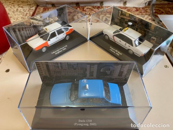Coches a escala: Taxis del mundo - Altaya 2013 - Coleccion completa - Coches clasicos miniaturas - Foto 22 - 194405998