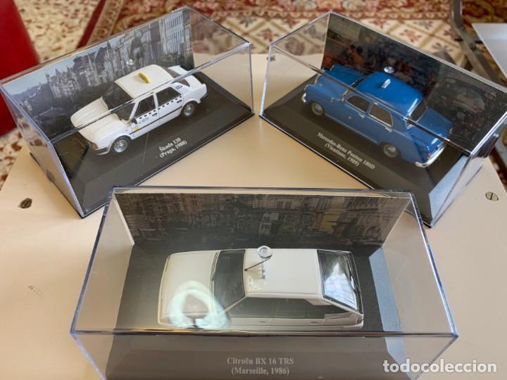 Coches a escala: Taxis del mundo - Altaya 2013 - Coleccion completa - Coches clasicos miniaturas - Foto 23 - 194405998