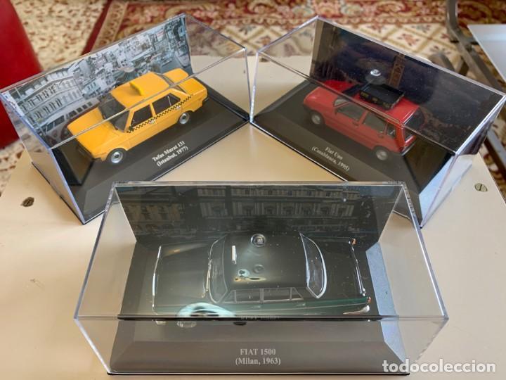 Coches a escala: Taxis del mundo - Altaya 2013 - Coleccion completa - Coches clasicos miniaturas - Foto 24 - 194405998