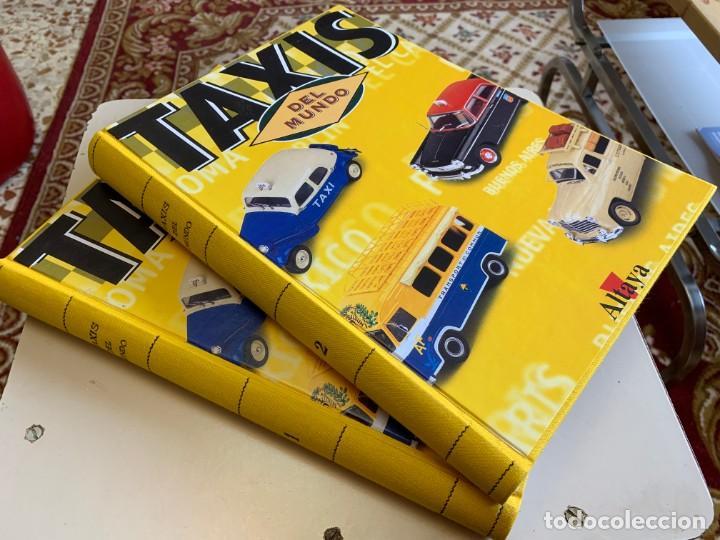 Coches a escala: Taxis del mundo - Altaya 2013 - Coleccion completa - Coches clasicos miniaturas - Foto 25 - 194405998