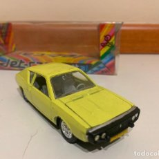 Coches a escala: RENAULT 17 NOREV JET CAR. Lote 194506132